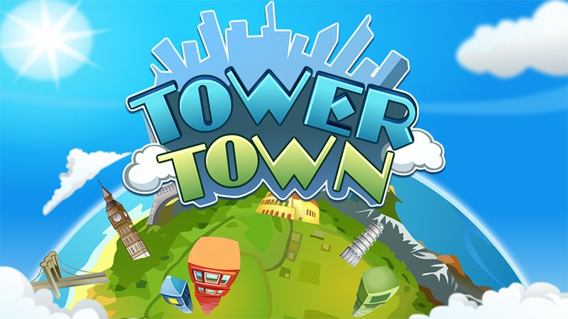 Image Tower Town